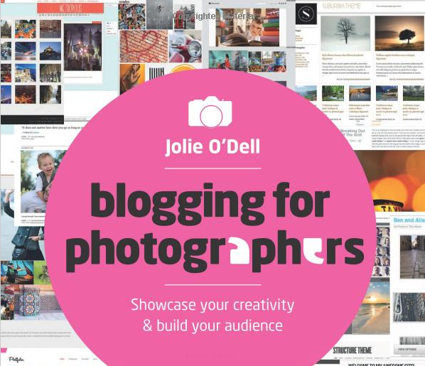 photographer blogger book